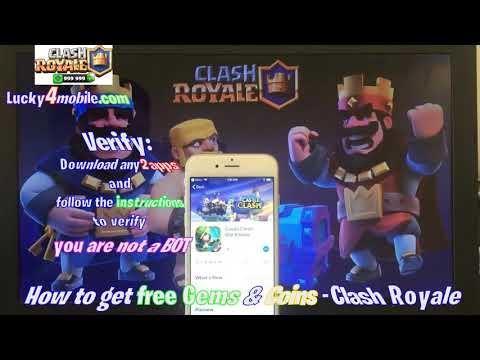 Clash Royale Hack 2019 - clash royale hack version download